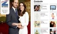 Ứng dụng iPad về... đám cưới hoàng gia Anh