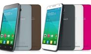Ba smartphone mới từ Alcatel
