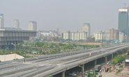 Thông xe đường trên cao đầu tiên ở Hà Nội