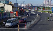 TPHCM: Thông xe đường Bến Vân Đồn