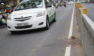 Công nhân vệ sinh bị ô tô tông chết