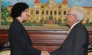 Tận dụng tối đa thuận lợi, thúc đẩy hơn nữa quan hệ Việt-Mỹ