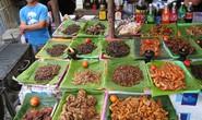 Liên Hiệp Quốc kêu gọi ăn côn trùng