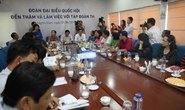 Đại biểu Quốc hội tham quan dự án nông nghiệp công nghệ cao