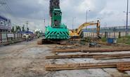 Dự án metro TP HCM: Nhà thầu chờ mặt bằng