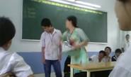 Xác định cô giáo tát nam sinh tới tấp trong clip