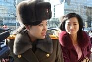 """Ông Kim Jong-un cất nhắc """"bạn gái cũ"""""""