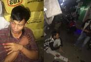 CLIP: Vây bắt hai tên trộm xe máy giữa đêm ở Sài Gòn