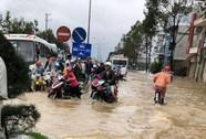 Khánh Hòa: Ngập nặng, sạt lở khắp nơi