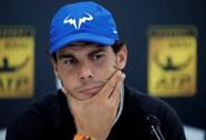 """Nadal: """"Chấn thương tái phát, có thể phải bỏ ATP Finals!"""""""