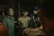 Bắt thanh niên ngáo đá đâm CSGT, đe dọa giết thai phụ