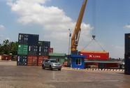 Ì ạch cảng biển Đông Nam Bộ