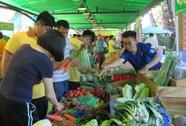 Chợ phiên nông sản cho thị dân