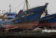[eMagazine] - Tàu vỏ thép hỏng: Cù nhầy sửa chữa, bồi thường!