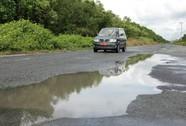 Tiếp tục sửa chữa đường Rừng Sác