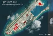 Trung Quốc bị cáo buộc liên tiếp trên biển Đông