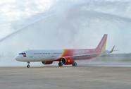 Vietjet nhận máy bay A321neo thế hệ mới đầu tiên tại khu vực Đông Nam Á