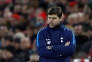 Tottenham không sợ Juventus