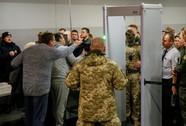 """Cựu tổng thống Georgia bị """"đánh úp"""" tại Kiev"""