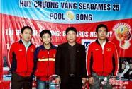 Giới Billiards Việt kêu cứu cho nhà vô địch SEA Games bị ung thư