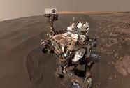"""Độc đáo ảnh """"tự sướng"""" trên… Sao Hỏa"""