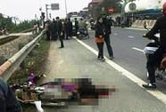 Tránh ô tô quay đầu, thanh niên đi xe máy tông rào chắn tử vong