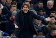 Báo Anh: Conte sẽ bị sa thải bất chấp thành tích