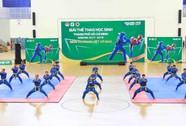 Hơn 1.000 võ sĩ nhí TP HCM tranh tài
