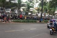 Sau bài điều tra trên Báo Người Lao Động: Thanh tra toàn bộ bãi xe vỉa hè
