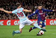 """Thắng """"5 sao"""" Celta Vigo, Barcelona vào tứ kết Cúp Nhà vua"""