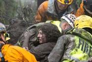 Móc bùn khỏi miệng, cứu bé gái thoát chết trong sạt lở California