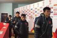 Clip: U23 Việt Nam bình thản sau chiến thắng nức lòng người hâm mộ