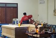 Sập giàn giáo ở Lào, 2 người Việt thiệt mạng