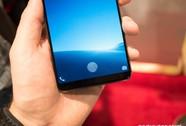 Smartphone đầu tiên có cảm biến vân tay dưới màn hình