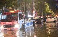 Cảnh báo chiều nay 26-10,  TP HCM mưa to và ngập sâu, cần hạn chế ra đường