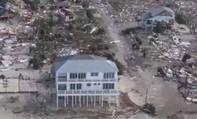 Mỹ: Bão Michael xô đổ nhà hàng loạt, chỉ 1 căn vững vàng