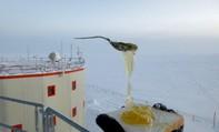 Hiện tượng gì xảy ra khi nấu ăn ở Nam Cực?