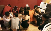 Hành trình hốt gọn ổ thác loạn trong quán karaoke ở Trảng Bom