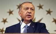 Thổ Nhĩ Kỳ: Ông Erdogan tuyên bố thắng cử tổng thống