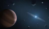 """Phát hiện """"vật liệu trái đất"""" ở 18 hệ thống hành tinh khác"""