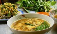 Bún cá Num-bo-chóc mê hoặc khách sành ăn Sài Gòn