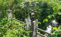 Khu du lịch suối nước nóng bỏ hoang hơn chục năm ở Kon Tum