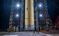 NASA tiết lộ về siêu tên lửa đưa con người đến tận Sao Hỏa