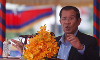 Thủ tướng Hun Sen: Không để Trung Quốc kiểm soát Campuchia