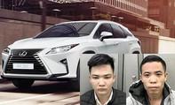 KHÓ TIN: Trộn tiền âm phủ vào tiền thật để mua ôtô Lexus