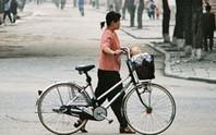 Phụ nữ Triều Tiên được phép đi xe đạp sau 20 năm