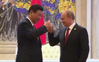 Nga-Trung Quốc ký thỏa thuận khí đốt 400 tỉ USD