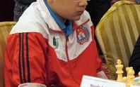 Kỳ thủ Anh Khôi giành HCV U12 châu Á
