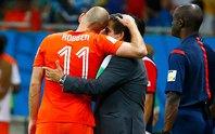 Đáng sợ Robben!