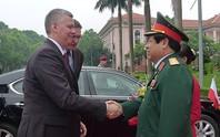 Việt Nam - Ba Lan tăng cường quan hệ quốc phòng